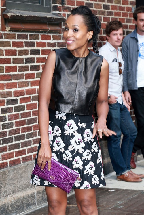 Kerry Washington Fears Cancer Diagnosis While Marriage To Nnamdi Asomugha Unravels - Report