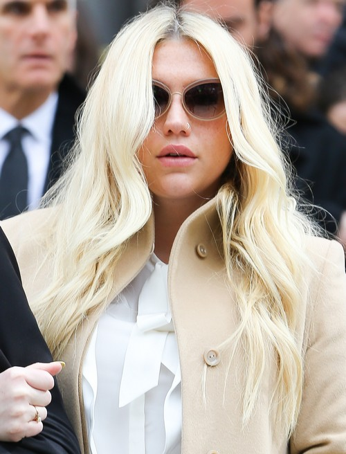 Kesha Loses In Court to Dr. Luke and Sony: Throws Tantrum As Judge Denies Contract Injunction