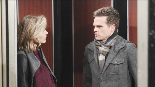 The Young and the Restless Spoilers: Tuesday Update, February 20 – Kevin Gets Adam's DNA – J.T.'s Shocking Secret