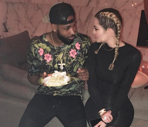 Khloe Kardashian Secretly Engaged To Tristan Thompson?