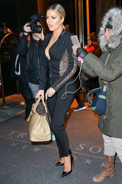 Khloe Kardashian Attacks Caitlyn Jenner: Calls Former Step-Dad a Liar