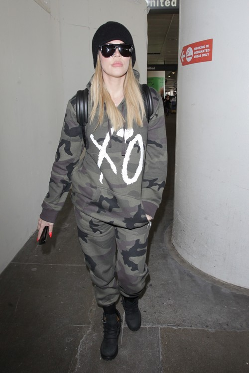 Khloe Kardashian Looks Miserable Without Tristan Thompson By Her Side