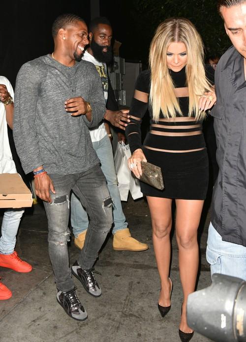 Khloe Kardashian Broken-Hearted Over James Harden, Strip Club Cheater