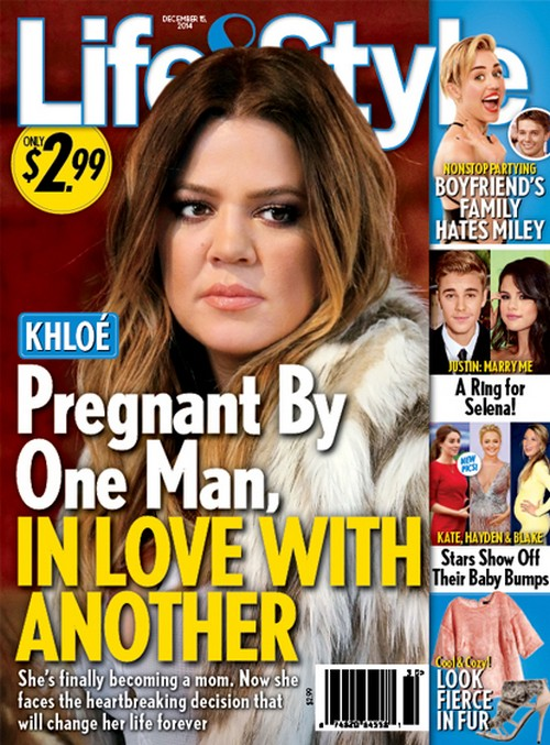 Khloe Kardashian Pregnant By French Montana But In Love With Another Man? (PHOTO)