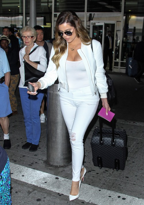 Khloe Kardashian Splits With French Montana - Caught Cheating With 'Annabelle'