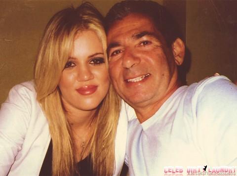 Is Khloe Kardashian S Biological Father Kris Jenner Hairdresser Alex Roldan Enraged Reality Star Responds