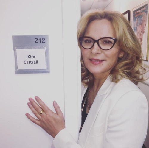 Kim Cattrall Explains Why She Left Hollywood After 'Sex And The City'