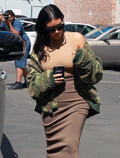 Kim Kardashian Stuck With Saint West Baby Weight: KUWTK STAR Can't Drop Extra Pounds (New PHOTOS Update)