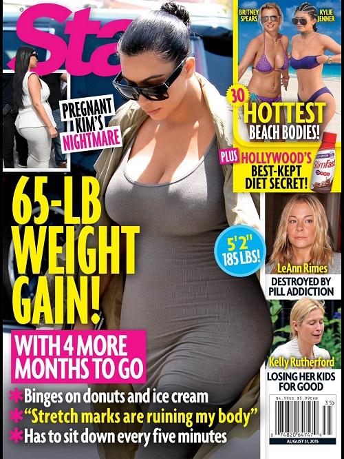 Kim Kardashian Divorce: Kanye West Hates KUWTK Star's Donut Diet - Wants Wife Back In Top Shape!