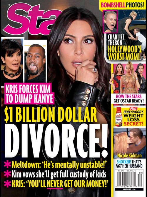 Kim Kardashian Divorce: Kris Jenner Furious at Kanye West For Tarnishing Kardashian Image?