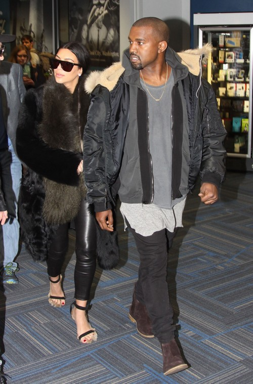 Kim Kardashian Divorce: Kanye West JOINT Nude Photo Shoot in Major Magazine? (PHOTOS)