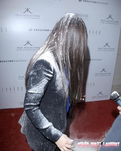 PETA Slams Kim Kardashian For Her Decision To Press Charges Against Flour-Bomber