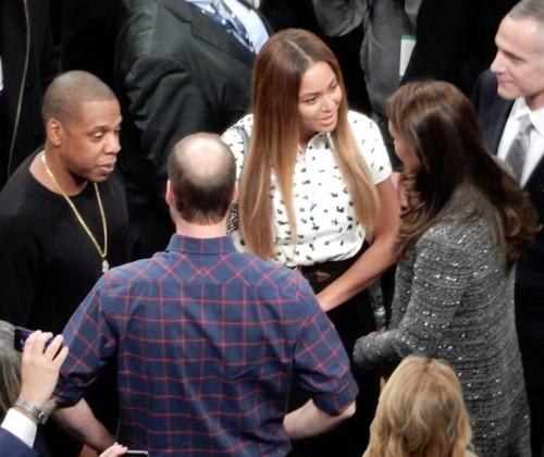 Kim Kardashian Jealous over Kate Middleton Meeting Beyonce