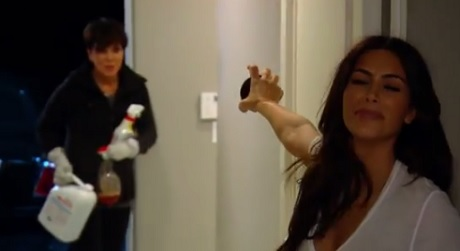 Kris Jenner Calls Kim Kardashian 'A Piece Of S***' And An Awful Person - Momager's On The Warpath! (VIDEO)