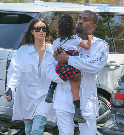 Kim Kardashian Spray Tans North West's Face, Parenting Skills Under Attack As KUWTK Star Turns Into Monster Mom?