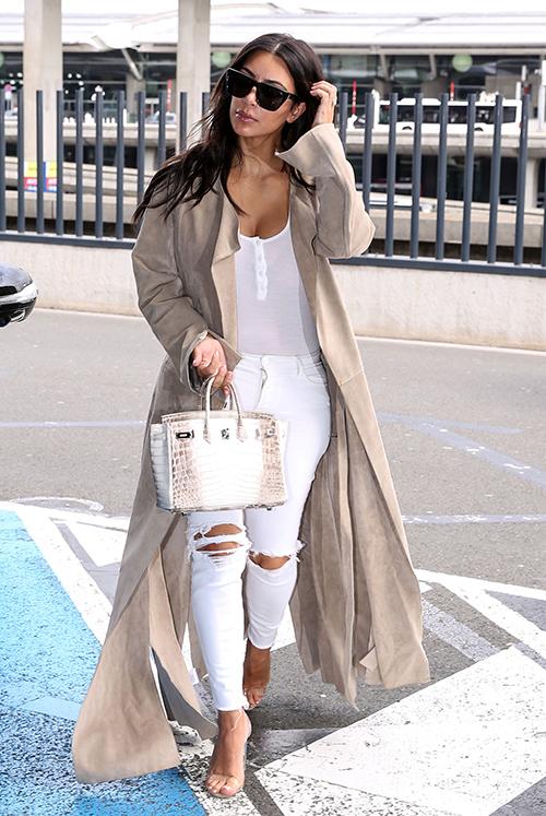 Kim Kardashian Spends $5K Per Week On Glam Squad So North West Always Looks Camera Ready!