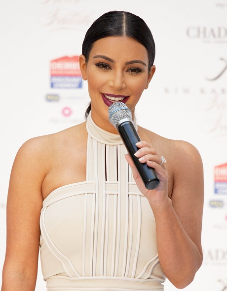 Kim Kardashian Wants North West To Pose Nude On Magazine Covers When She's Older Just Like Her Mother!