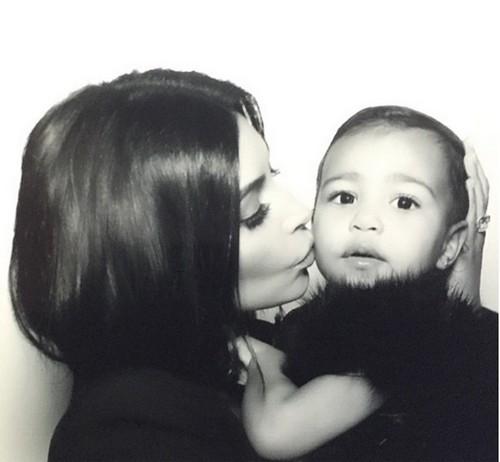 Kim Kardashian Divorce: Kanye West Furious Over Airbrushed Photo-shopped North West Photos