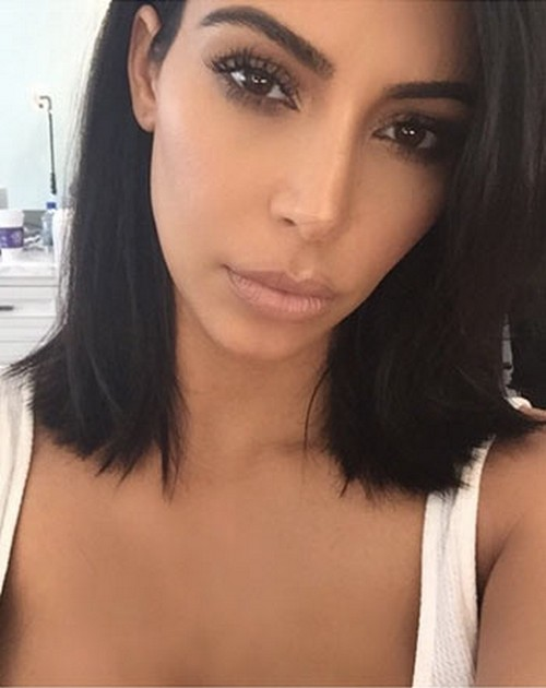 Kim Kardashian Divorce: Kanye West Gets Goodbye Message as Kim Chops Off Hair?