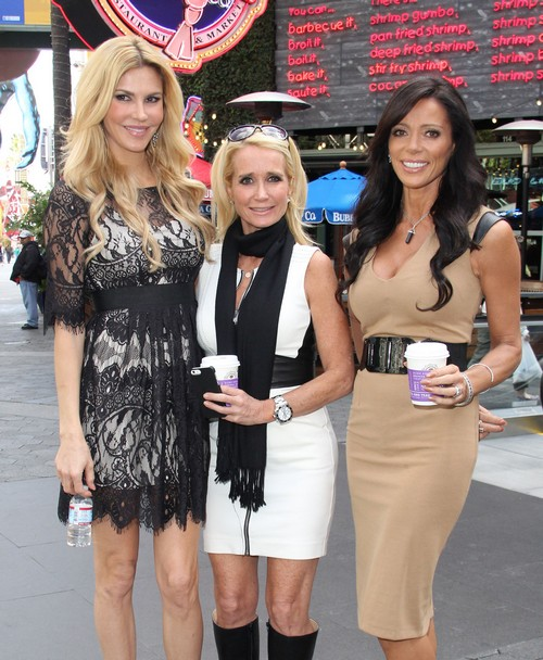 Kim Richards Trying To Escape Rehab Against Doctor's Wishes to Attend Daughter's Wedding?