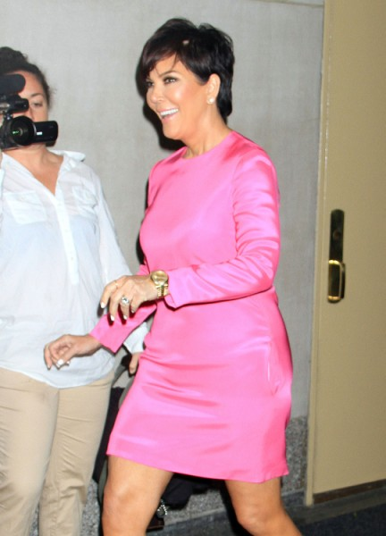 Kris Jenner Offers A Chance To Meet North West, Be Kardashian For A Day While Promoting Show 0626