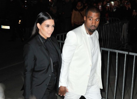 Kim Kardashian, Kanye West Snub $2 Million North West Magazine Deal, Think They're Worth More! 0705