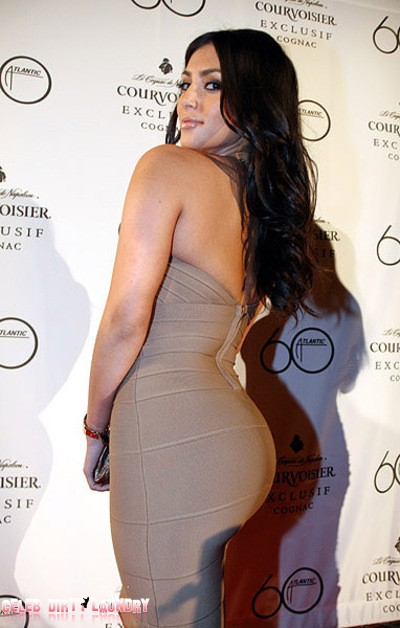 Kris Humphries Has Proof That Kim Kardashian's BUTT IS FAKE