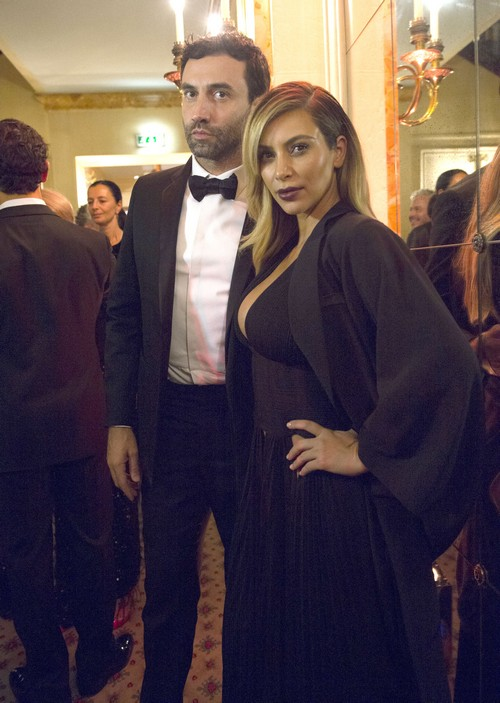 Kim Kardashian Gets MORE Plastic Surgery This Weekend and Ignores Baby Nori (Photos - Video)