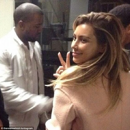 Kanye West Speaks at Harvard's School Of Design, Kim Kardashian Tags Along
