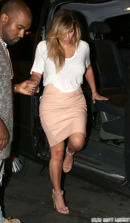 Kim Kardashian Latest Paris Fashion Week Photos: Breast ...