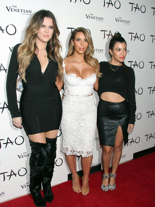 Kim, Kourtney, And Khloe Kardashian Went Out Partying While Father, Robert Kardashian, Lay Dying in Agony