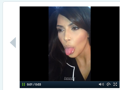 Kim Kardashian Releases NEW TEASER VIDEO: Sexy After Baby North West!