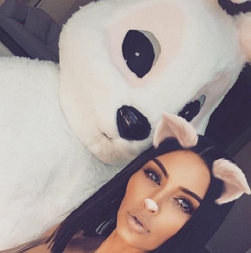 Kim Kardashian's Disrespectful Virgin Mary Kimoji Creates Outrage