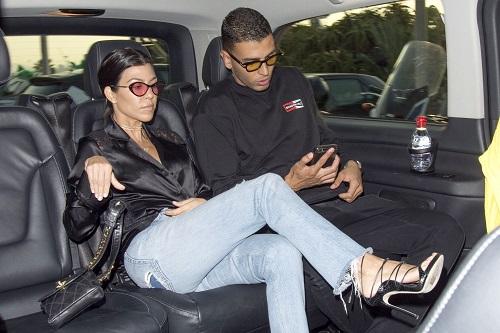 Scott Disick Wants To Fight Kourtney Kardashian's Boyfriend Younes Bendjima?