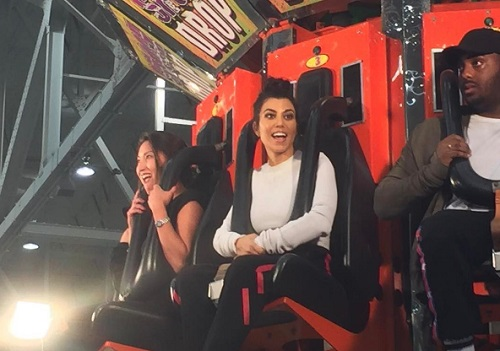 Kourtney Kardashian Out Of Control: New Romance With Mystery Blonde Girlfriend?