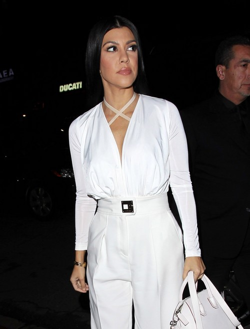 Kourtney Kardashian Still Hooking Up With Justin Bieber: Mom of 3 Done With Scott Disick (PHOTOS)