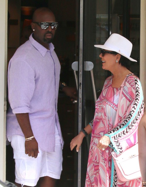 Kris Jenner Pays Corey Gamble for Dating Her: Fake Relationship?