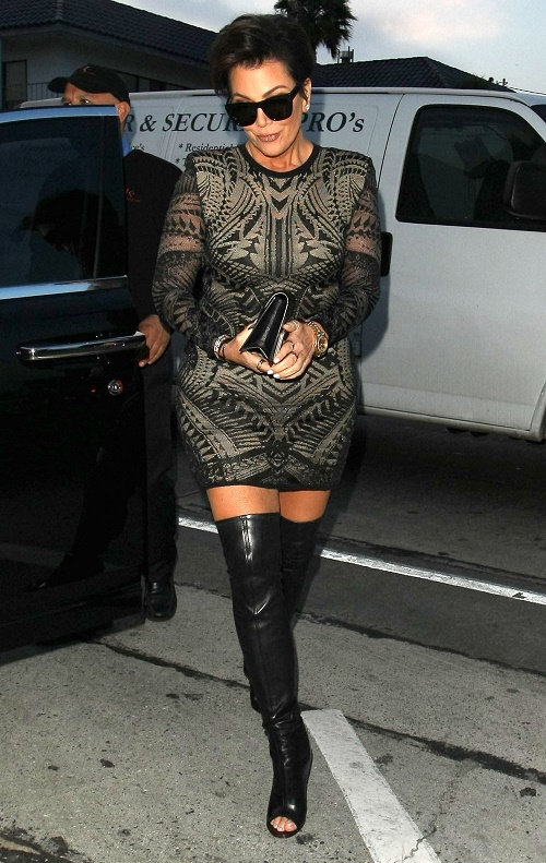 Kris Jenner Abusing Drugs, Alcohol To Cope With The Bruce Jenner Transgender Coming Out News - She's Self-Destructing?