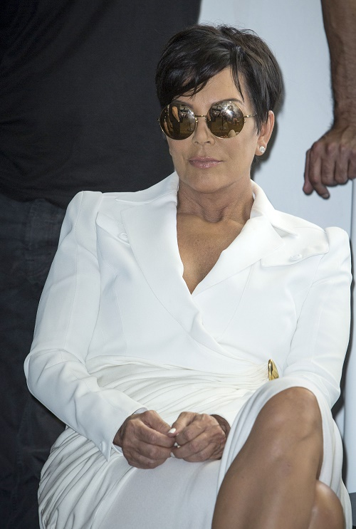 Kris Jenner Boozing, Popping Pills To Deal With Caitlyn Jenner's Success - She's Stealing The KUWTK Spotlight!