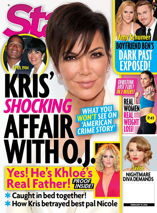 Kris Jenner Digs Up Details On Her Affair With OJ Simpson To Bolster KUWTK Ratings?