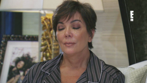 Bruce Jenner's Transgender Coming Out Story: Kris Jenner Cries, Selfishly Reacts To News In E! Special
