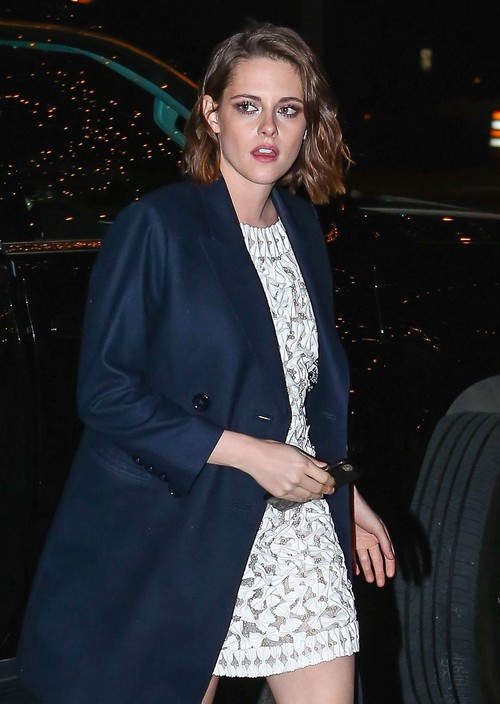Kristen Stewart Hooking Up With Nicholas Hoult: Share New York Hotel Room?