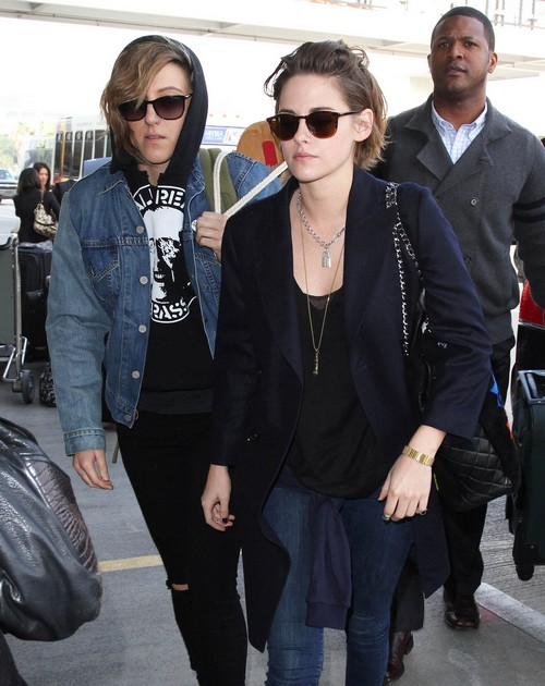 Kristen Stewart Took Alicia Cargile As Romantic Date To Riley Keough's Wedding: KStew Finally Comes Out!