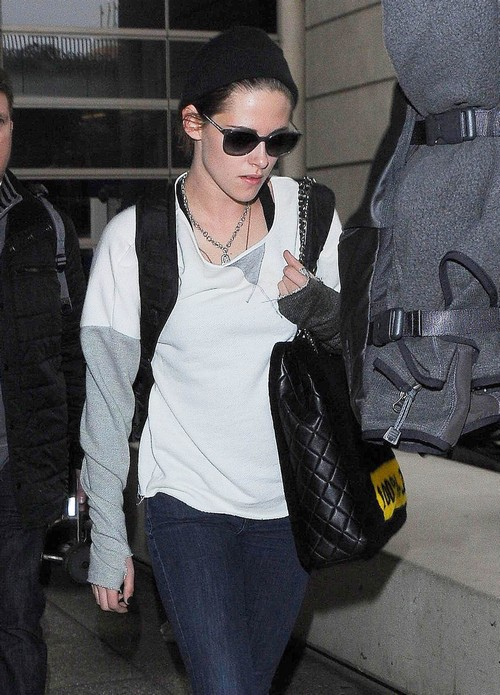 Alicia Cargile Jealous Of Kristen Stewart Partying With Dylan Penn - Kristen Rushes Home To Be With Alicia