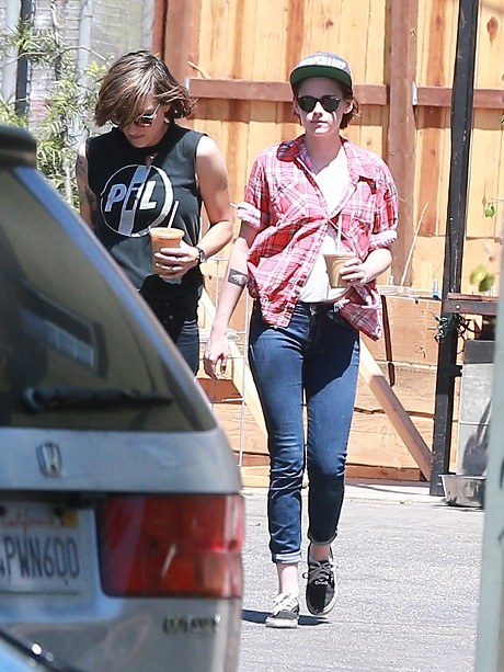 Kristen Stewart And Alicia Cargile Dating Or Not  - Spending All Their Time Together, Inside Sources Hint At Growing Relationship