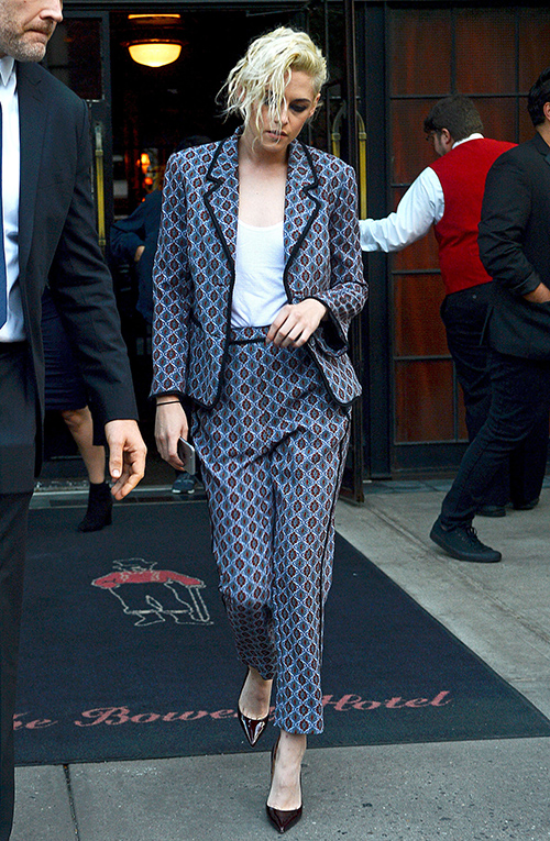 Kristen Stewart Cheating On Alicia Cargile: Spotted With St. Vincent in NYC