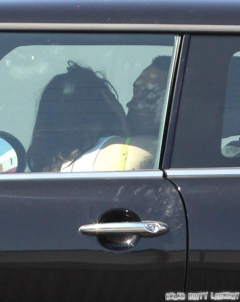 Kristen Stewart Hooks Up With Rupert Sanders AGAIN – Shameless Public Cheating!! (PHOTO)