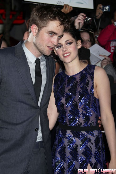 Robert Pattinson And Kristen Stewart Escape On Private Holiday