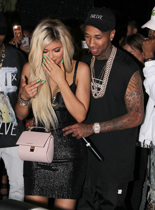 Tyga Gifts Kylie Jenner Ferrari For 18th Birthday: Broke Rapper Got Car She'll Have To Pay For - The Kardashians Furious! (PICS)