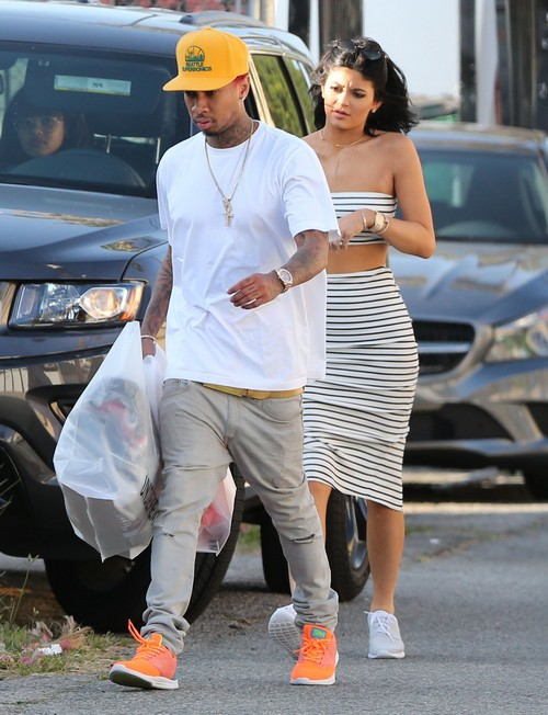 Tyga Wants Baby With Kylie Jenner - Girlfriend Already Pregnant?